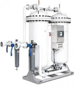 generator azotu PSA; chem tech, filtracja, membranowy, rozdział składników powietrza