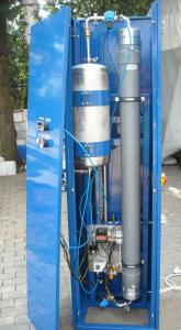 generator azotu; membranowy, rozdział składników powietrza, chem tech, filtracja
